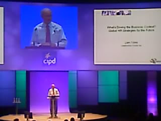 Liam Fahey @ CIPD 2008