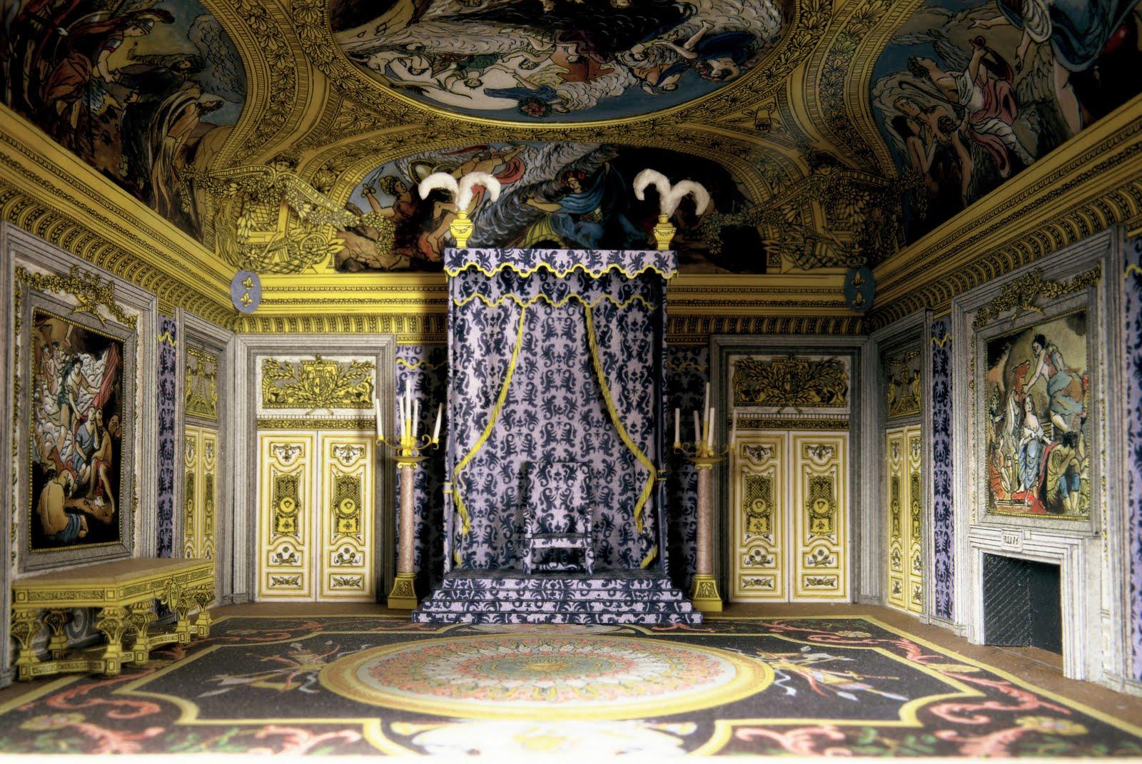 Georges banc objets exquis destin s la contemplation for Salon de versailles