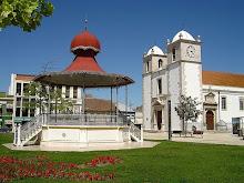 Praça da República - Montijo
