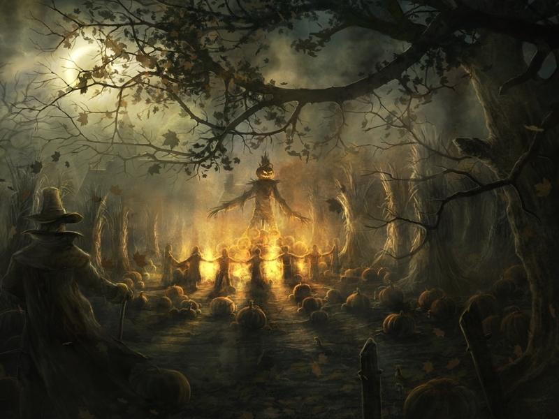 dans fond ecran halloween fond-ecran-halloween