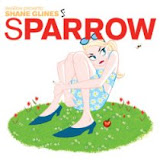 Sparrow Volume 4: Shane Glines (Art Book)