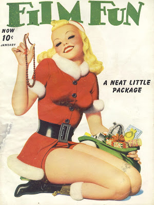 vintage pin up magazine