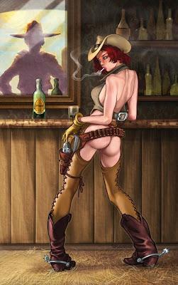 sexy girl art