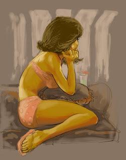 Bentan girl