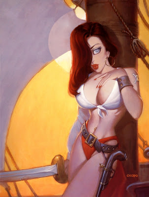 Joe Chiodo art