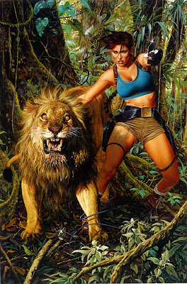 Joe Jusko art