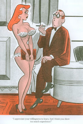 Dan DeCarlo pin up
