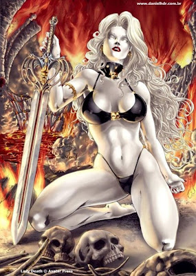 lady death comic