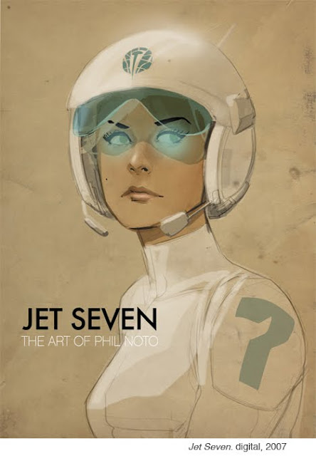 Phil Noto art