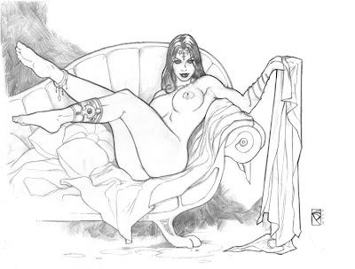 Chad Spilker sketch