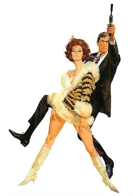 Robert McGinnis art