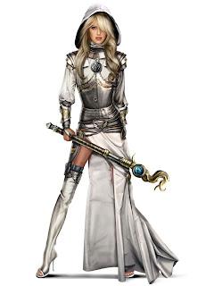 Character design for online game FDWorlds