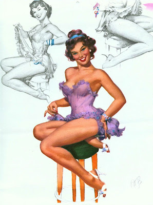 Legends of Pin Up: Al Buell