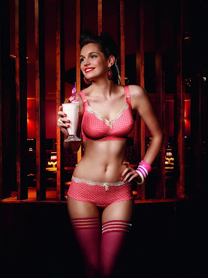 Freya 2010 Lingerie Campaign