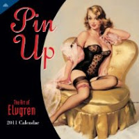 2011 Pin Up Calendar By Perfect Timing - Avalanche