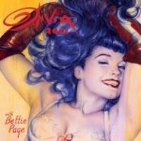 2011 Olivias Bettie Page Calendar