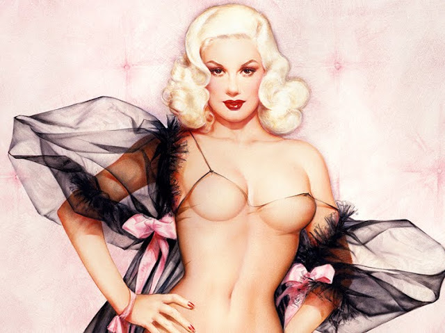Poster Peepshow: The Art of the Pin Up