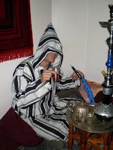 Chá e Sheesha