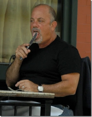 billy joel eating