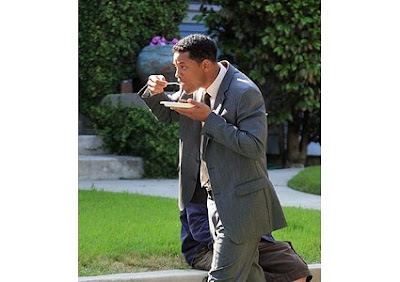 will smith eating