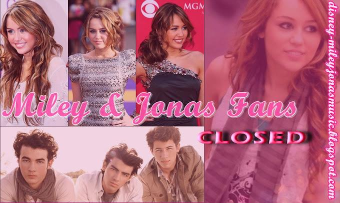 Miley & Jonas Fans
