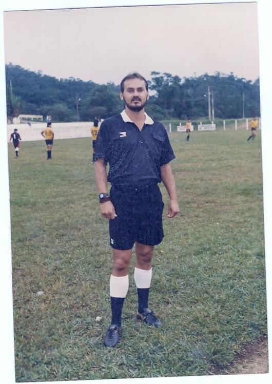 Arbitro de Futebol de Iguape