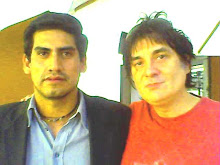 Con Diego Arnedo