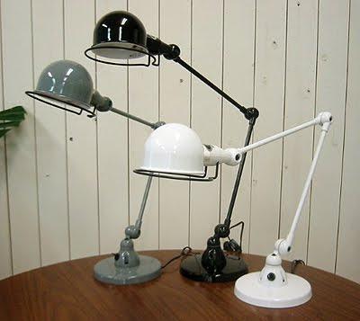 Mlle vintage lampe jielde signal s1333 - Lampe de bureau jielde ...