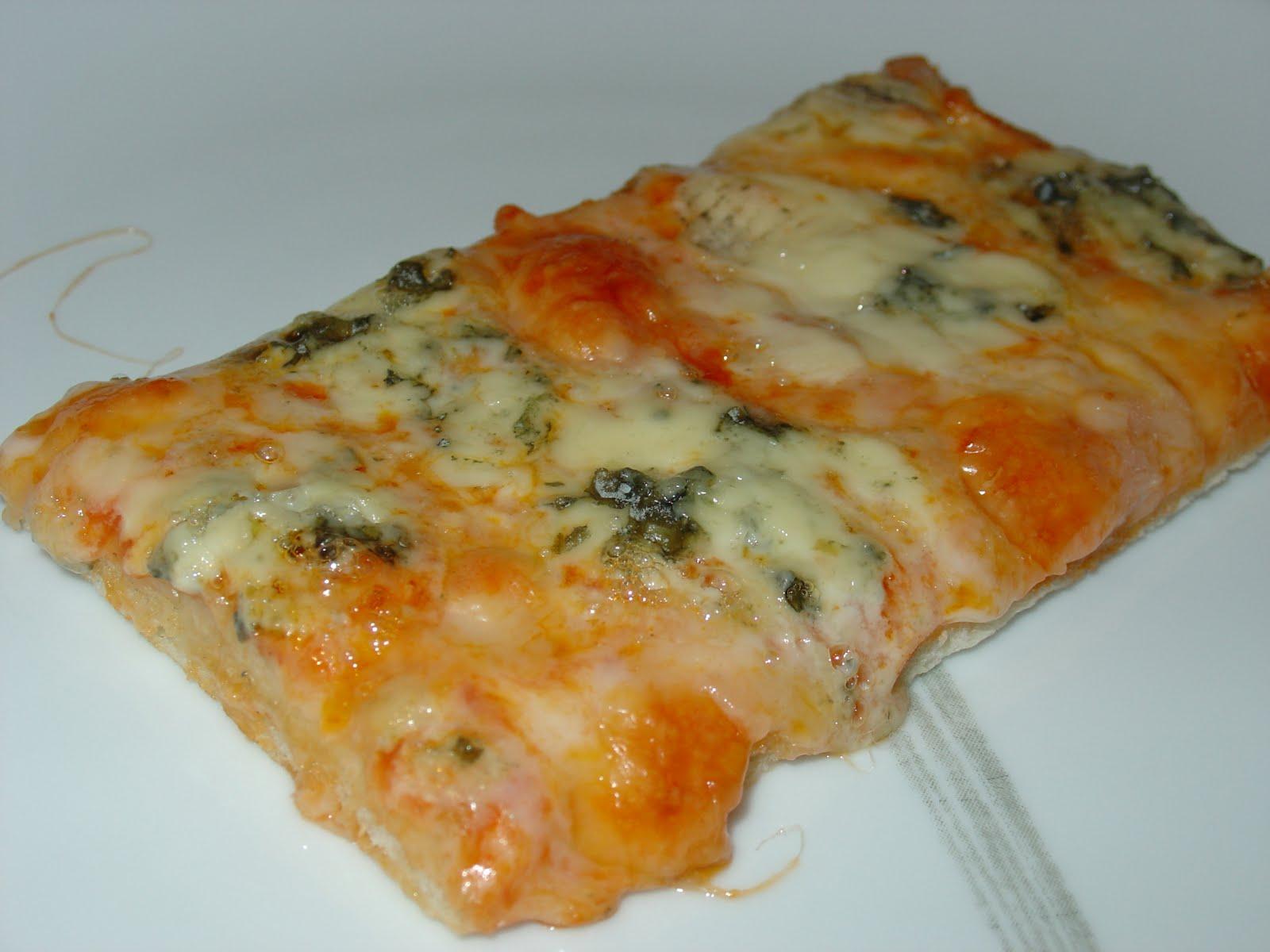 Ma petite mycook masa de pizza con poolish - Pizza mycook ...