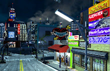 cyberpunk sim city