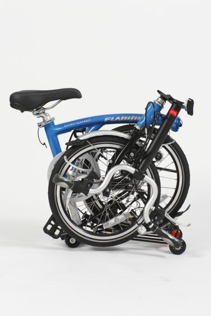 folder bike