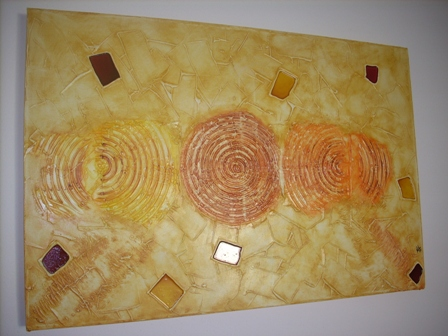 """ Pequena Arte""    95x2,5x75"