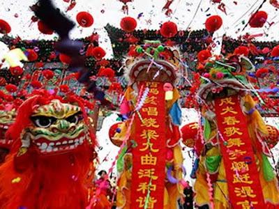 Iberus ebro sabes cu ndo se celebra el nuevo a o chino - Que dias dan mala suerte en la cultura china ...