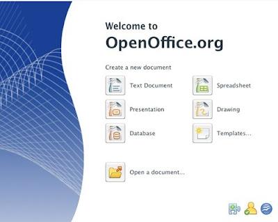 Con el lanzamiento de openoffice org 3 0 aún bastante reciente ya
