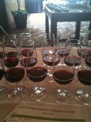 Pinot Noir Flight