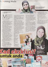 Featured in Utusan Mingguan