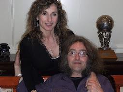 Rosa Fernandez Salanova y Octavi Intente