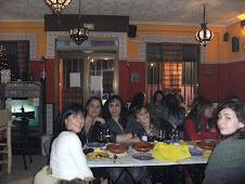 Sonia,Veronica,Elena,Nuria y Anai