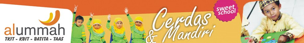 Al Ummah | Sweet School - Cerdas dan Mandiri