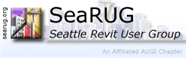 Seattle Revit User Group