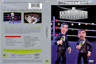 celebrity deathmatch dvd | eBay