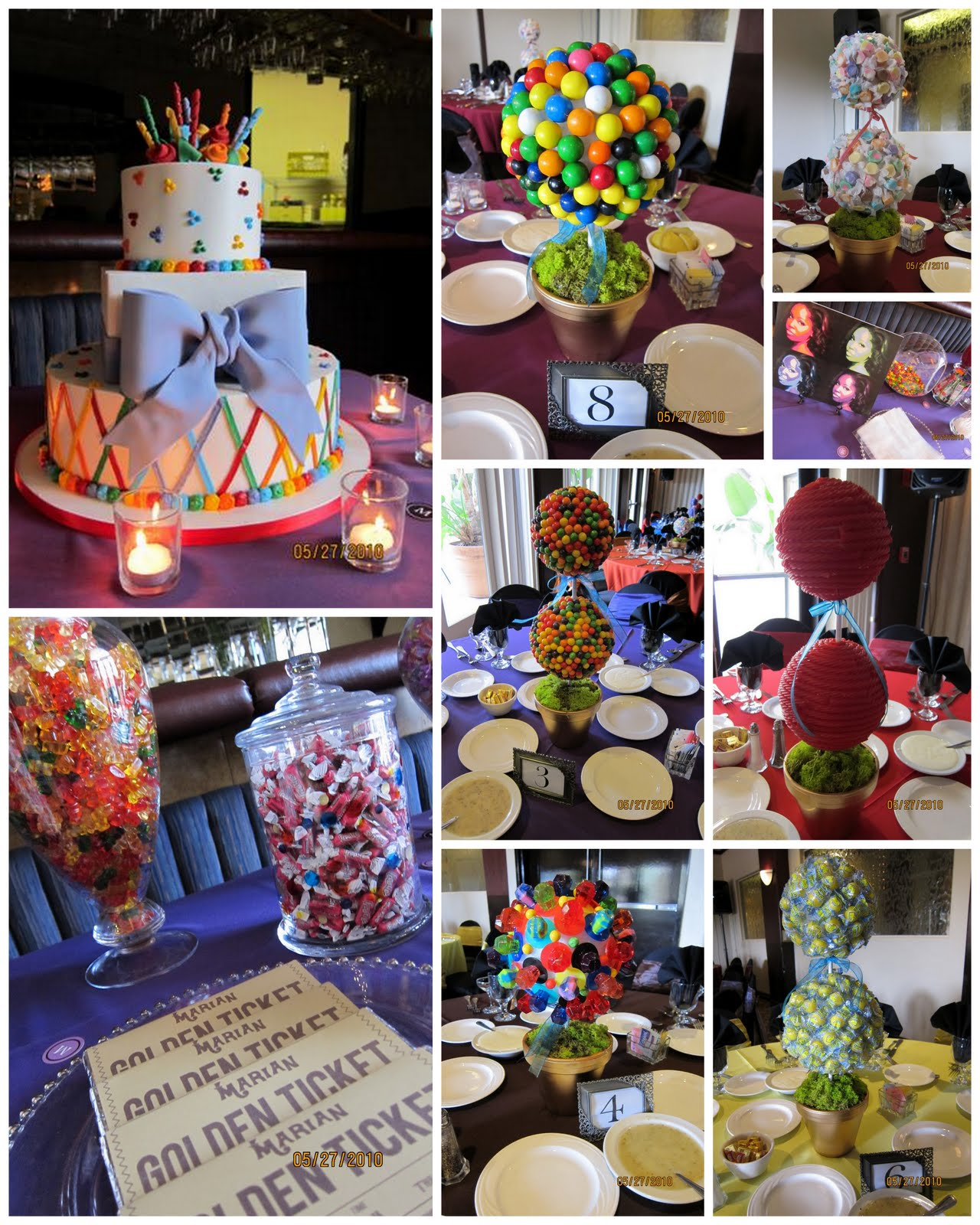 Passion Party Decoration Ideas