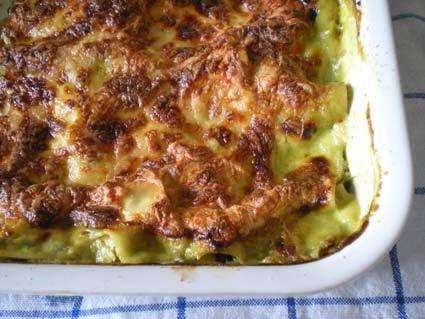 Cuisine sauvage lasagnes champignon ail des ours for Ail sauvage cuisine