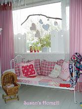 Sterre's kamer! / Sterre's bedroom!