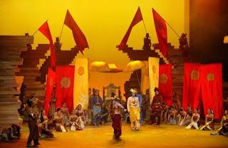 Costume Theatre Puteri Gunung Ledang Muzikal