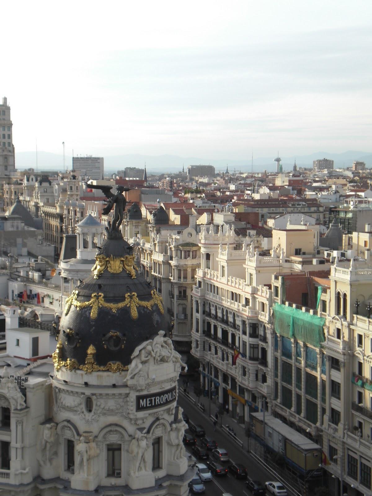Madrid un puzzle por analizar 1 el centro hist rico - Centro historico de madrid ...