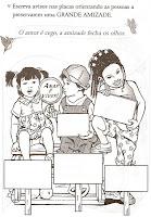 6 ? Valores Amizade para crianças