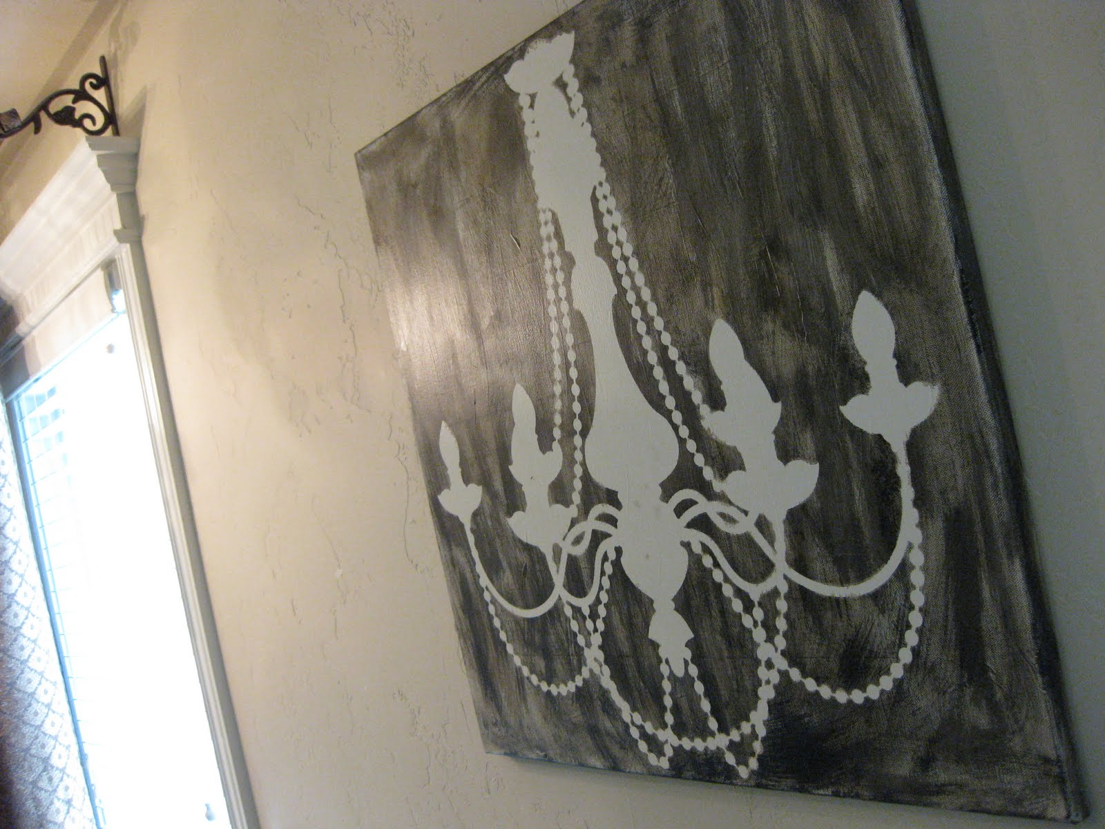 print chandelier lovely of chandeliers canvas distressed art