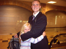 Welcome Home Elder Payton Jeppesen Dec. '07!
