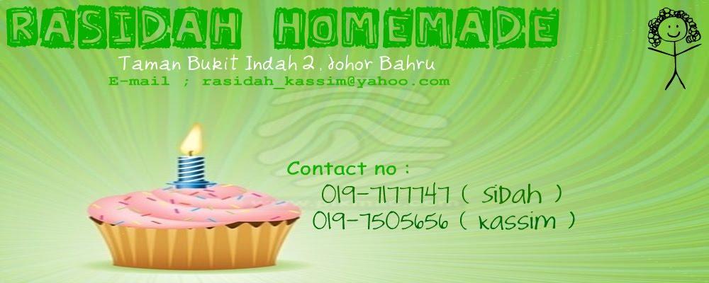 Sidah Homemade